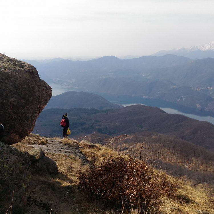 Percorso per l'Alpe Nuovo - ph. Martina Roera