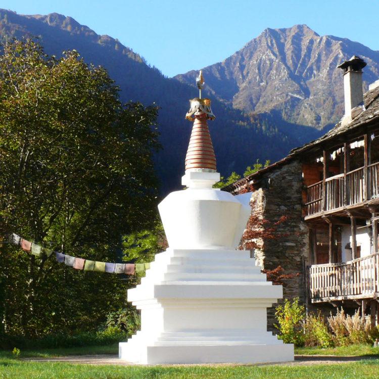 Valle Antrona - Centro buddista di Bordo - ph. Centro Buddista