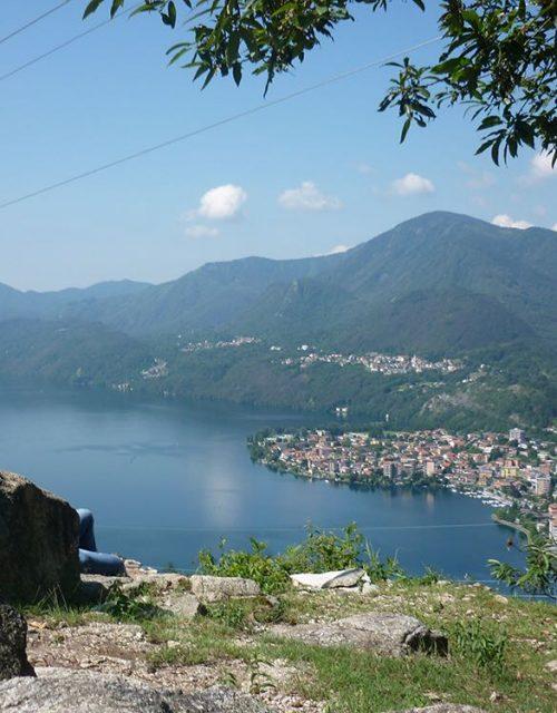 Vista dall'Alpe Mastrolino - ph. Matteo Grossini