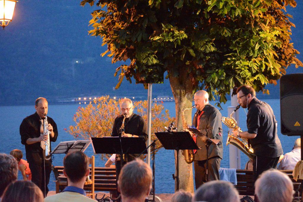 Modern Sax Quartet