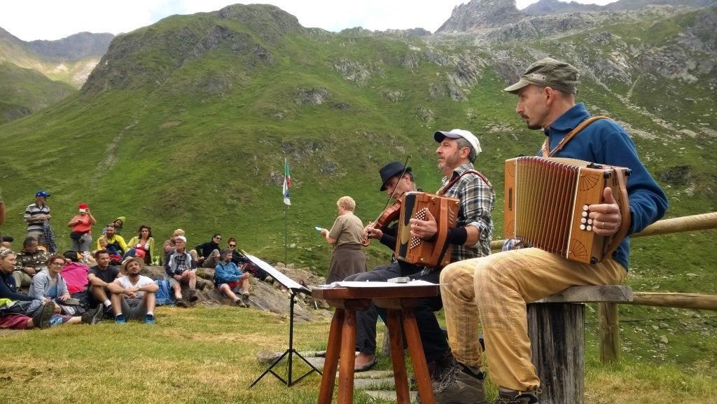 I Lavertis - Musica in Quota 2016