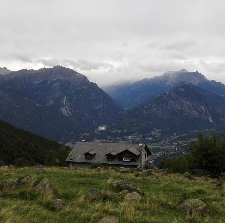 Alpe Parpinasca, Trontano - Parco Nazionale della Val Grande