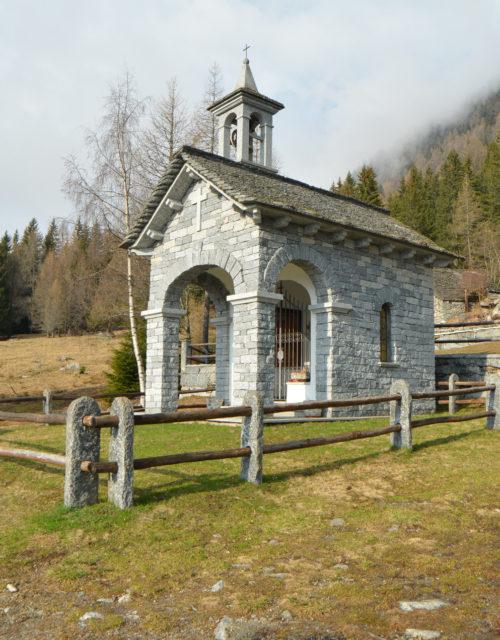 Alpe Aleccio - Valle Antigorio