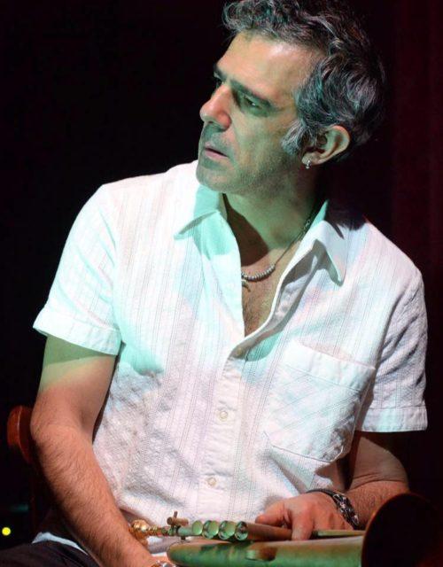 Paolo Fresu - ph. Tommaso Le Pera