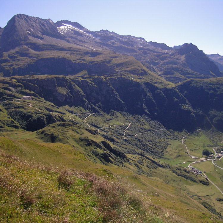 Valle Formazza - salita verso il Passo San Giacomo - ph. Alessandro Pirocchi