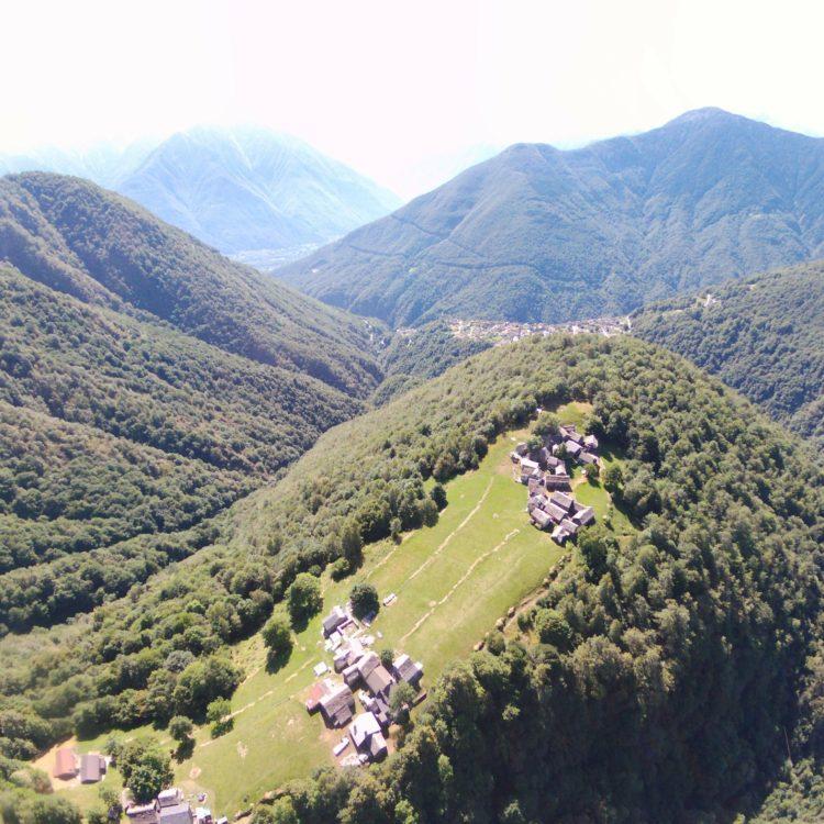 Alpe Aulamia - drone - ph. Lorenzo Maritano