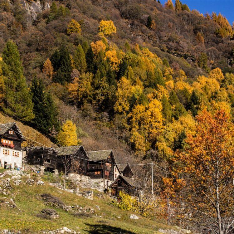 Salecchio, Valle Antigorio - ph. Marco Benedetto Cerini