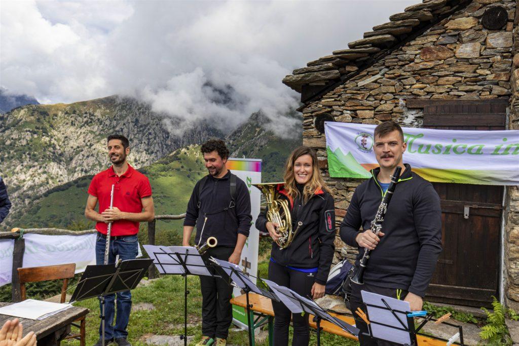 Quartetto d'O.C. - ph. Marco Benedetto Cerini